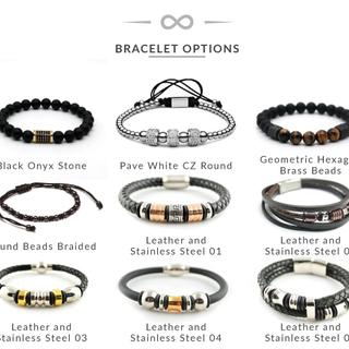 All bracelets legacy square thumb