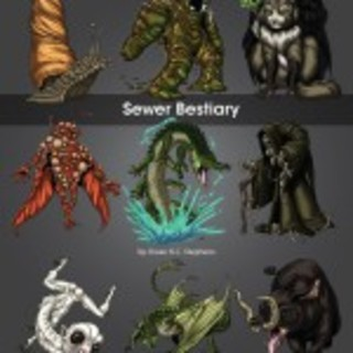 Sewer bestiary cover front 150x150 legacy square thumb