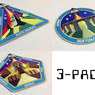 Nazca core patches angled 3up legacy square thumb