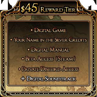 Reward 45 legacy square thumb