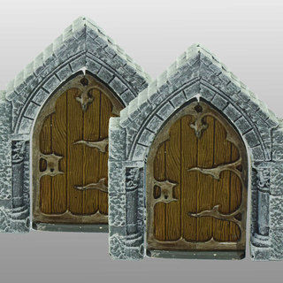 Double door 2 pack legacy square thumb