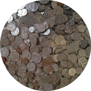A pile of coins legacy square thumb