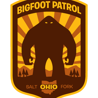 Bigfoot patrol ohio salt fork patch final flat preview legacy square thumb