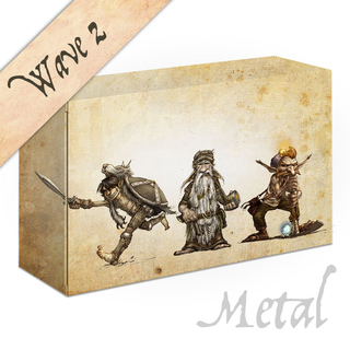 Brothers in arms metal legacy square thumb