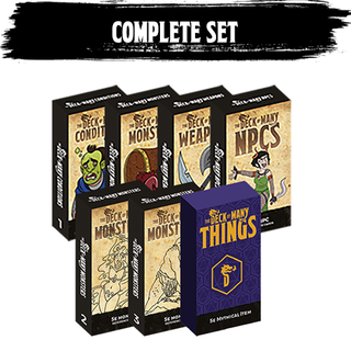 Complete legacy square thumb