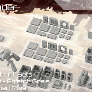 Commander legacy square thumb