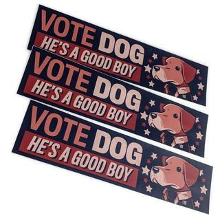 Vote 20dog 20sticker legacy square thumb