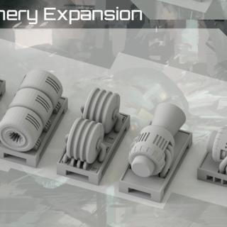 Machinery legacy square thumb