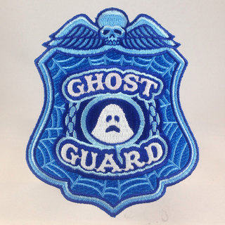 Ghost guard patch glow in dark new legacy square thumb