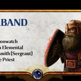 Dwarf legacy square thumb