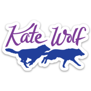 Sticker 20kate 20wolf 20signature 20and 20running 20wolves 20  20square legacy square thumb