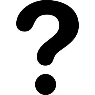 Question mark 318 52837 legacy square thumb