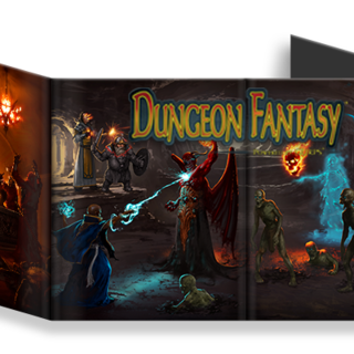 Preorder Powered by GURPS: Dungeon Fantasy Monsters 2 & Game