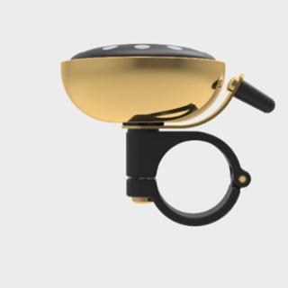 Gold tone legacy square thumb