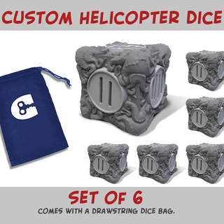 Helicopter 20die legacy square thumb