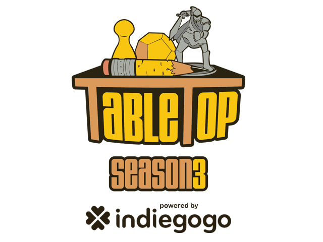 Tabletop Season 3 - With Wil Wheaton!