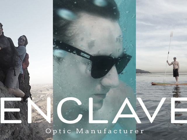 Enclave Eyewear: Our New Line of Polarized Sunglasses