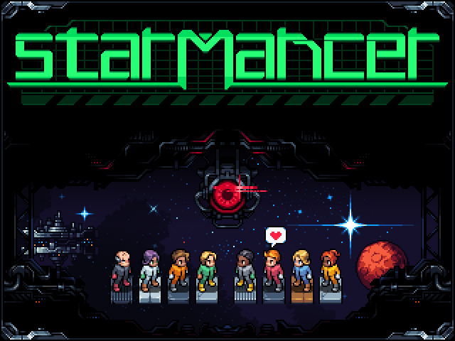 Project Updates for Starmancer on BackerKit Page 4
