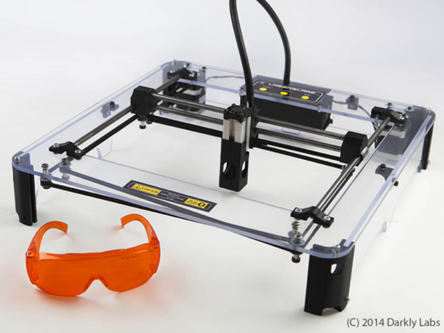 LazerBlade: The affordable laser cutter / engraver