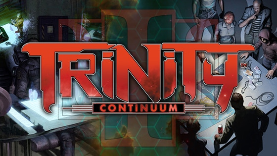 Project Updates for TRINITY CONTINUUM: AEON RPG on BackerKit