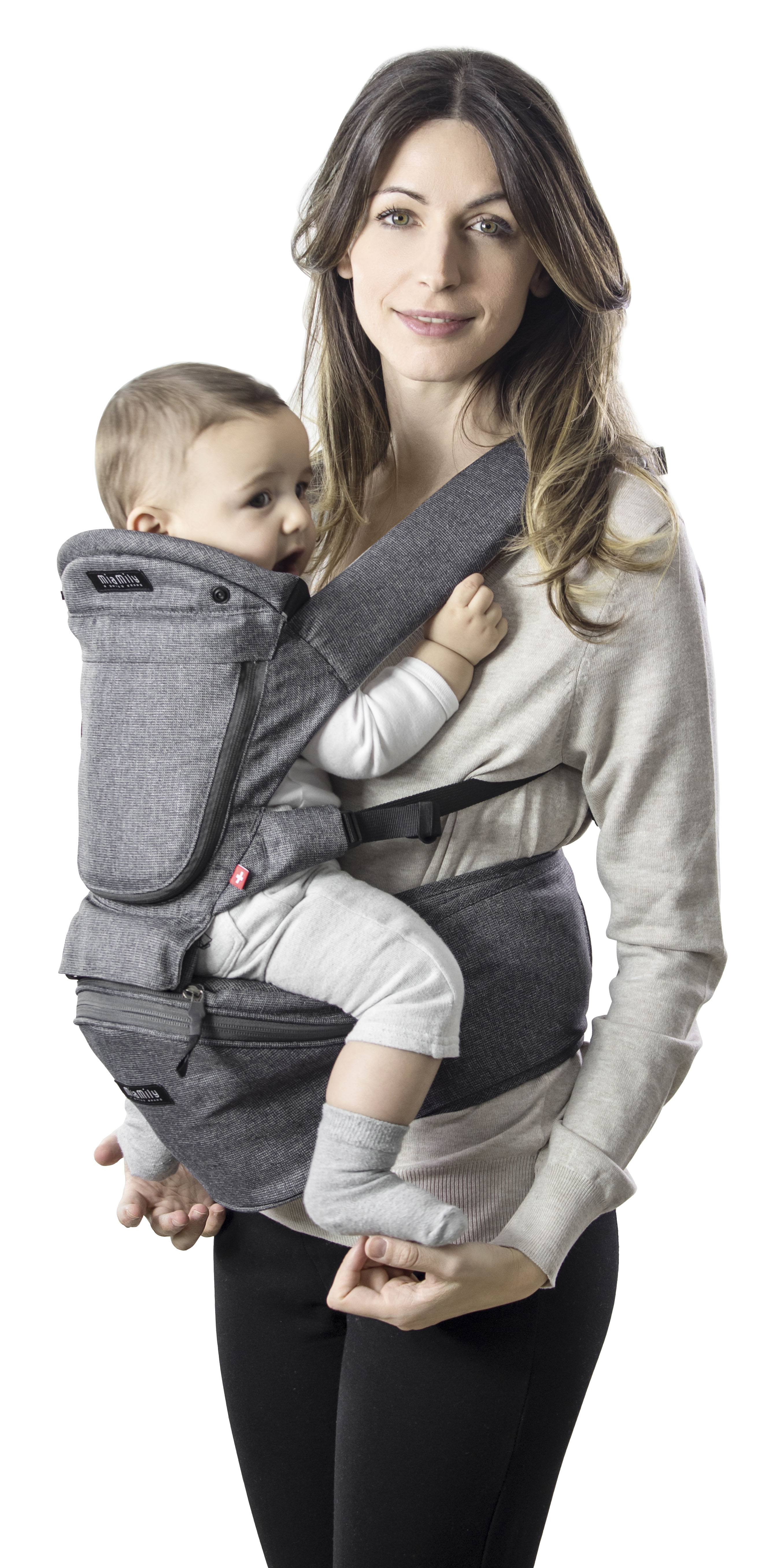 49b43eb85d0 BackerKit Pledge Manager for MiaMily HIPSTER Smart 3D hip seat baby ...