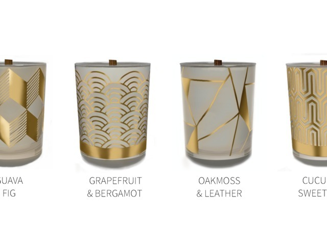 Simply Curated Soy Candles