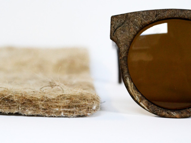 Hemp Eyewear - hemp fibre sunglasses