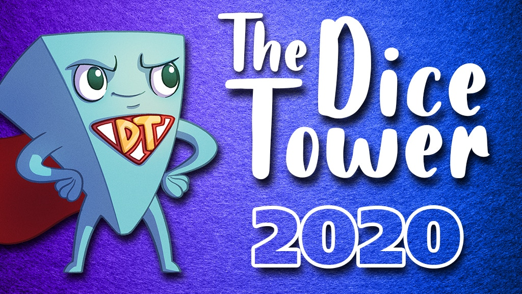 Dice Tower Christmas 2020 Preorder Dice Tower   2020 on BackerKit