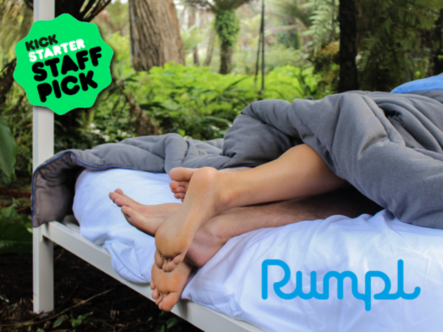 The Super Fleece by Rumpl: The Perfect Blanket for Your Bed