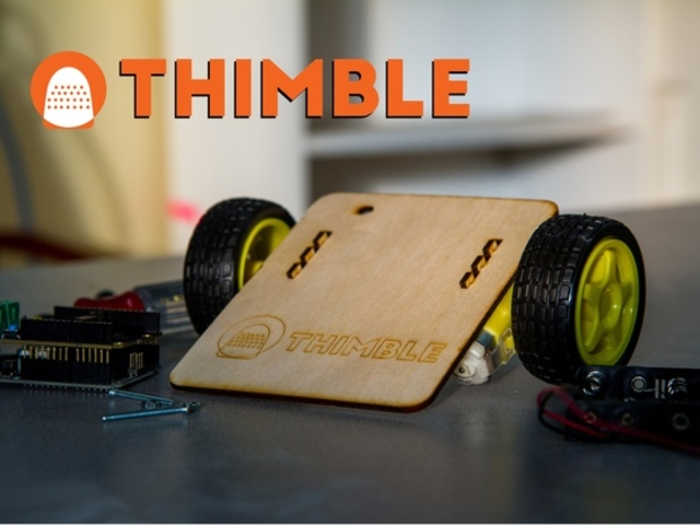 Thimble: Learn & Build Electronics w/ Monthly Delivered Kits