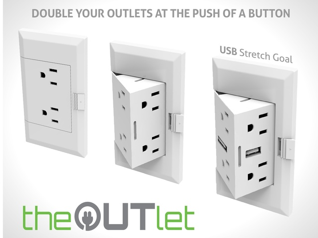 theOUTlet - The permanent solution to your outlet needs!