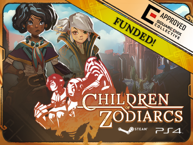 Children of Zodiarcs - A new Tactical JRPG by AAA veterans