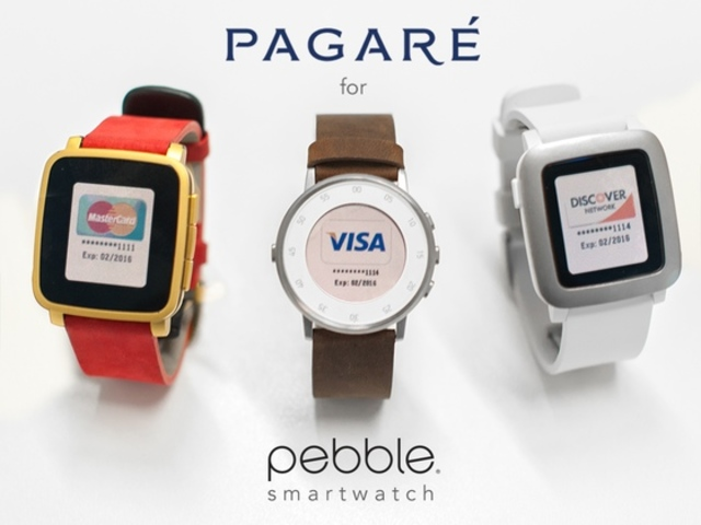 Project Updates For Pagar Nfc Payment Smartstraps For Pebble