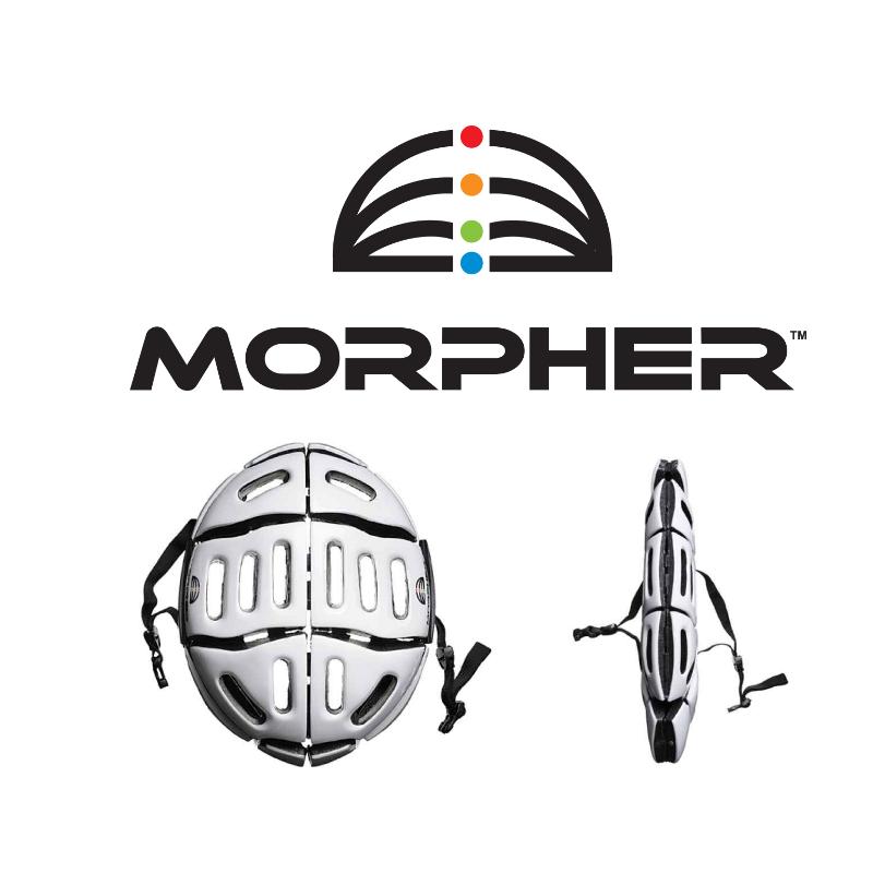 Image result for MORPHER: Folding Helmet Technology
