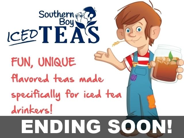 Southern Boy Teas Iced Teas