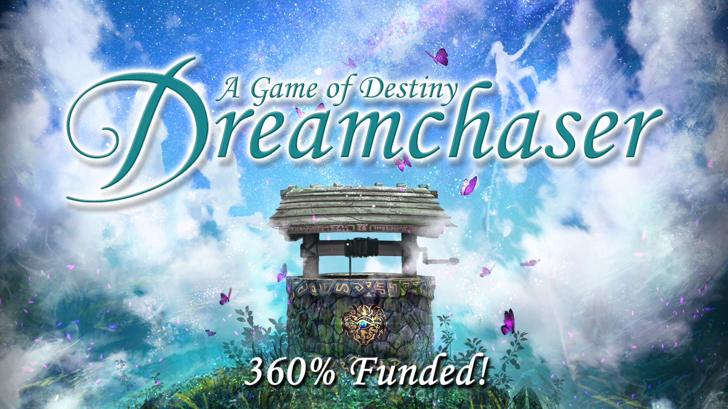 Dreamchaser website banner