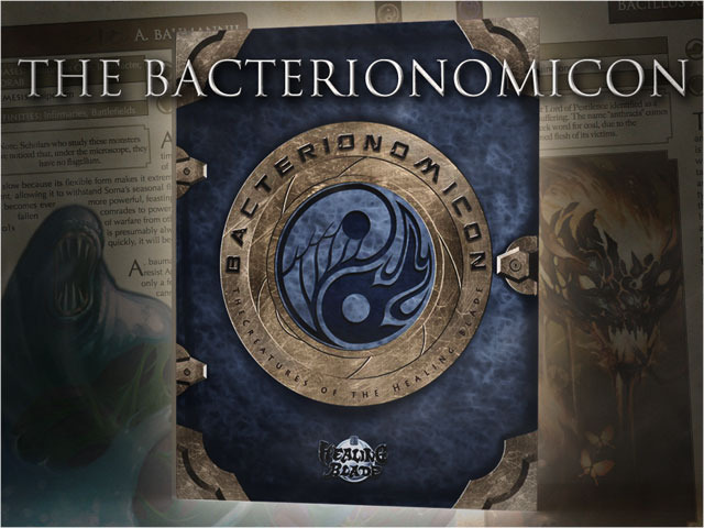 The Bacterionomicon