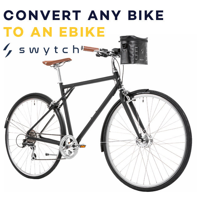 Project Updates for Swytch: Convert Any Bike Into An eBike on