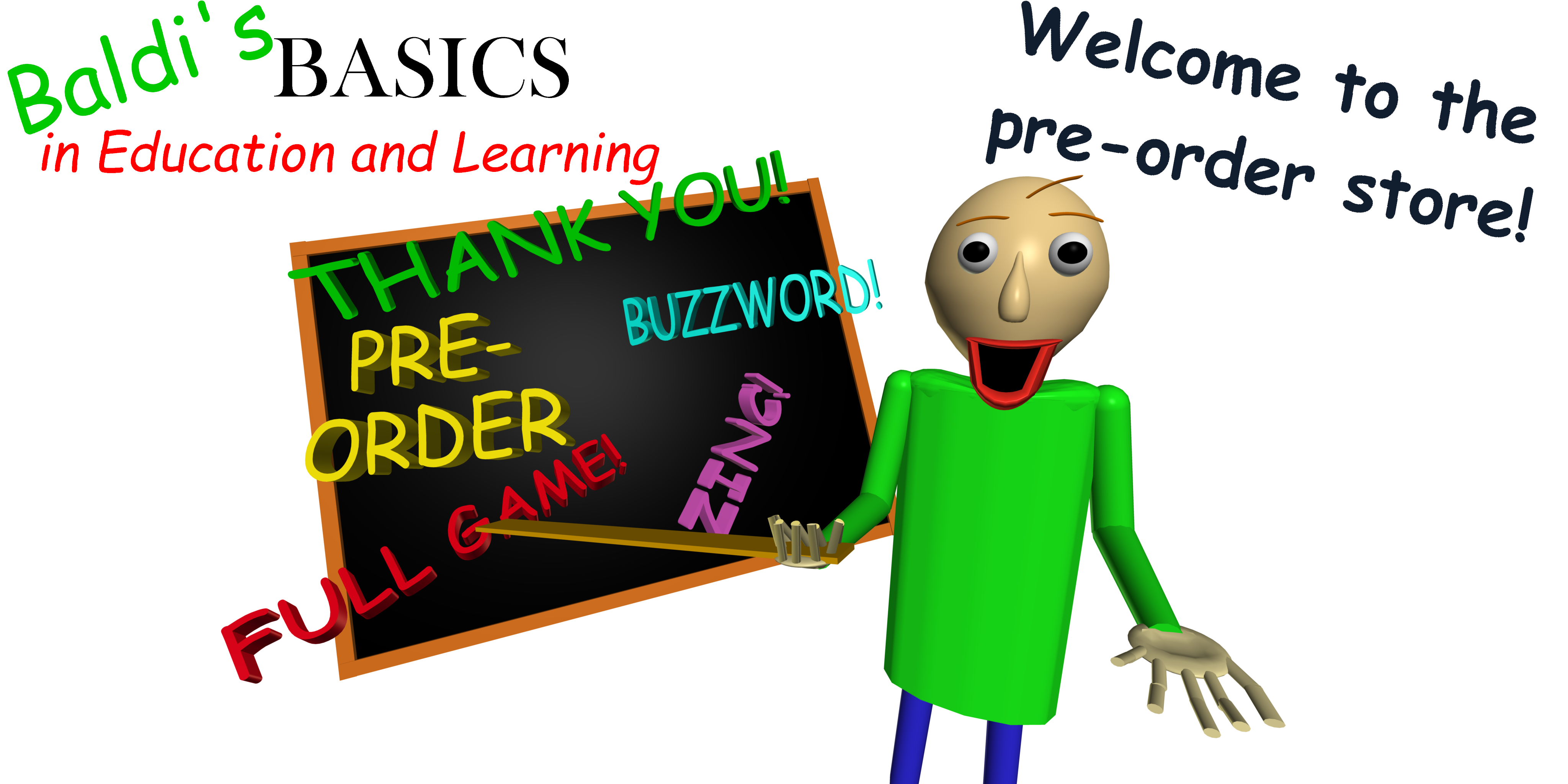 baldis basics in education and learning map