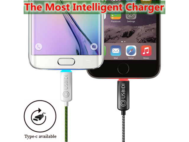 UsBidi- The World's Most Intelligent Charger Ever!